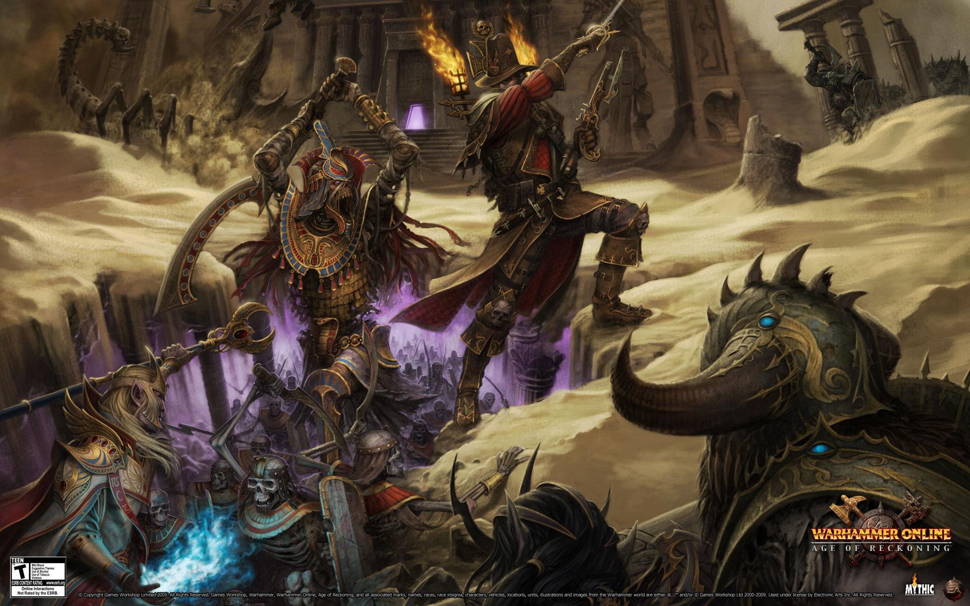 Free Download Warhammer Online Age Of Reckoning Wallpaper Id253709