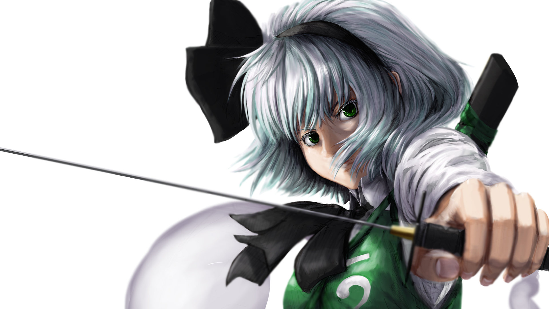 Free download Youmu Konpaku background ID:222111 full hd 1920x1080 for computer
