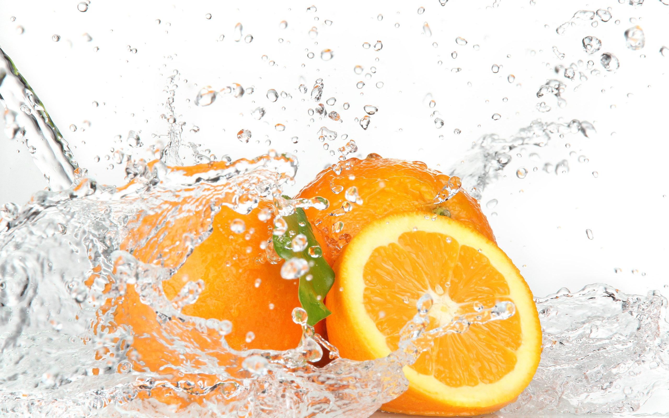 orange wallpaper hd 2560x1600 135183