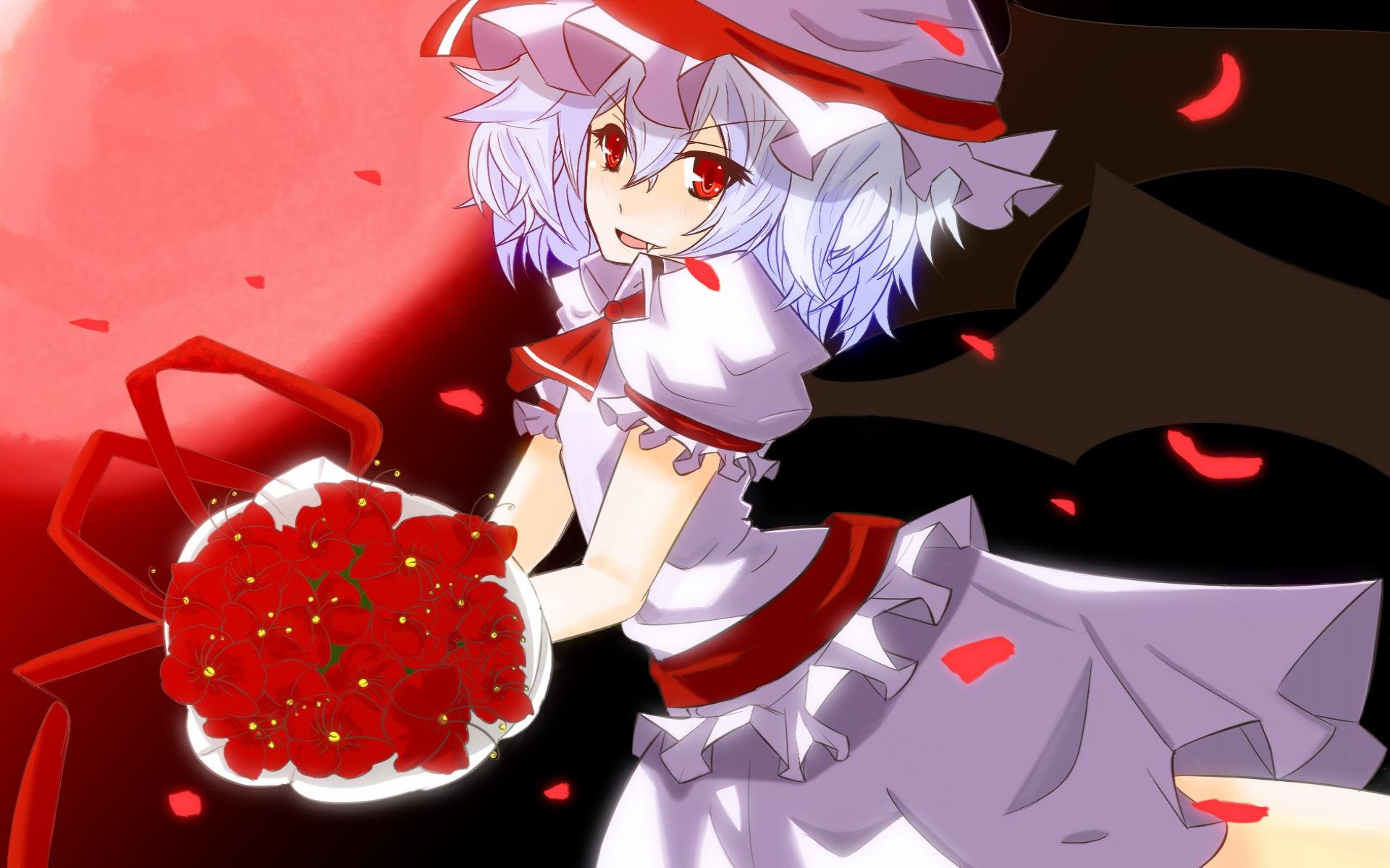 Free download Remilia Scarlet background ID:222108 hd 1920x1200 for PC