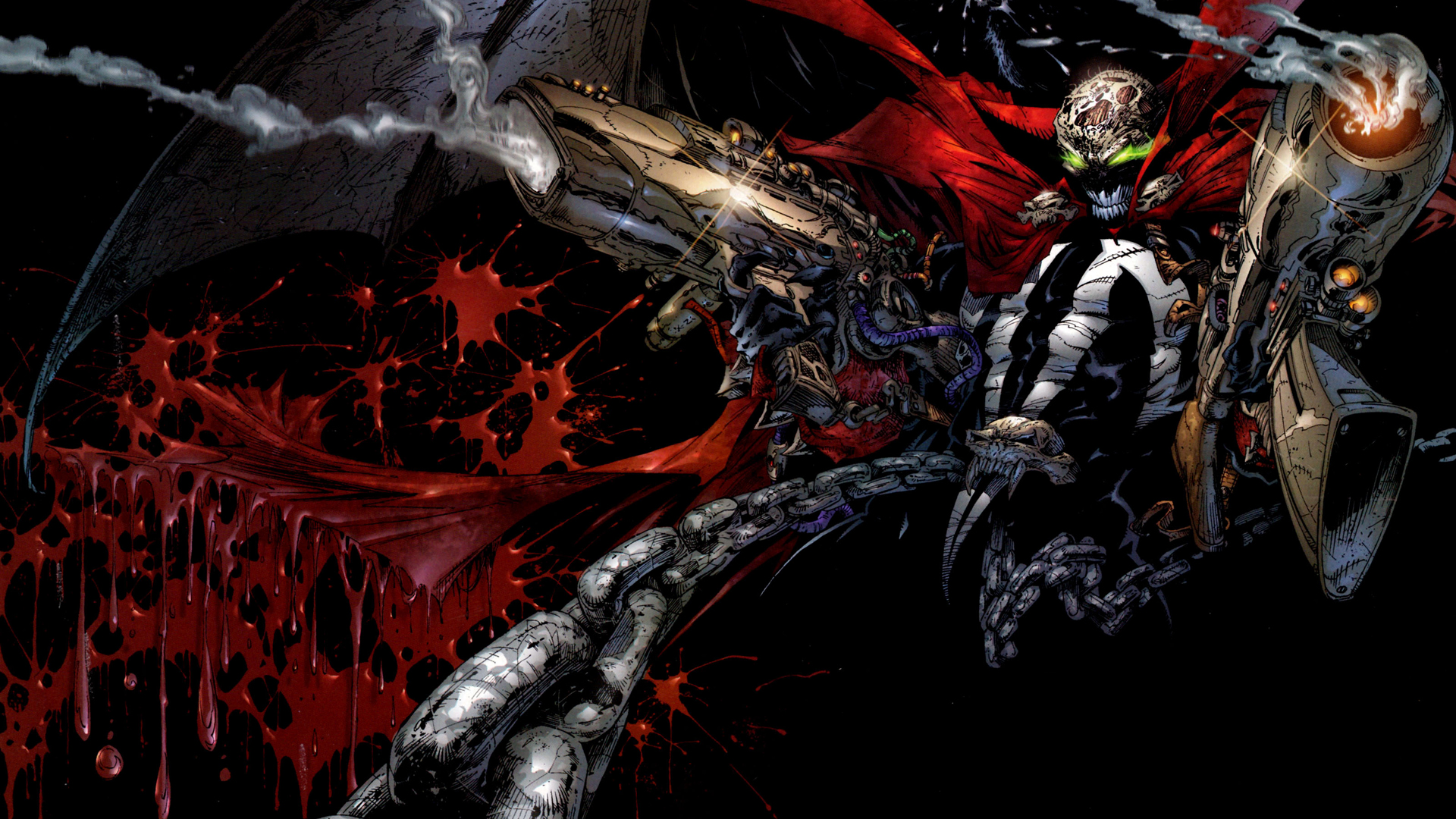 Spawn Wallpapers 1920x1080 Full Hd 1080p Desktop Backgrounds