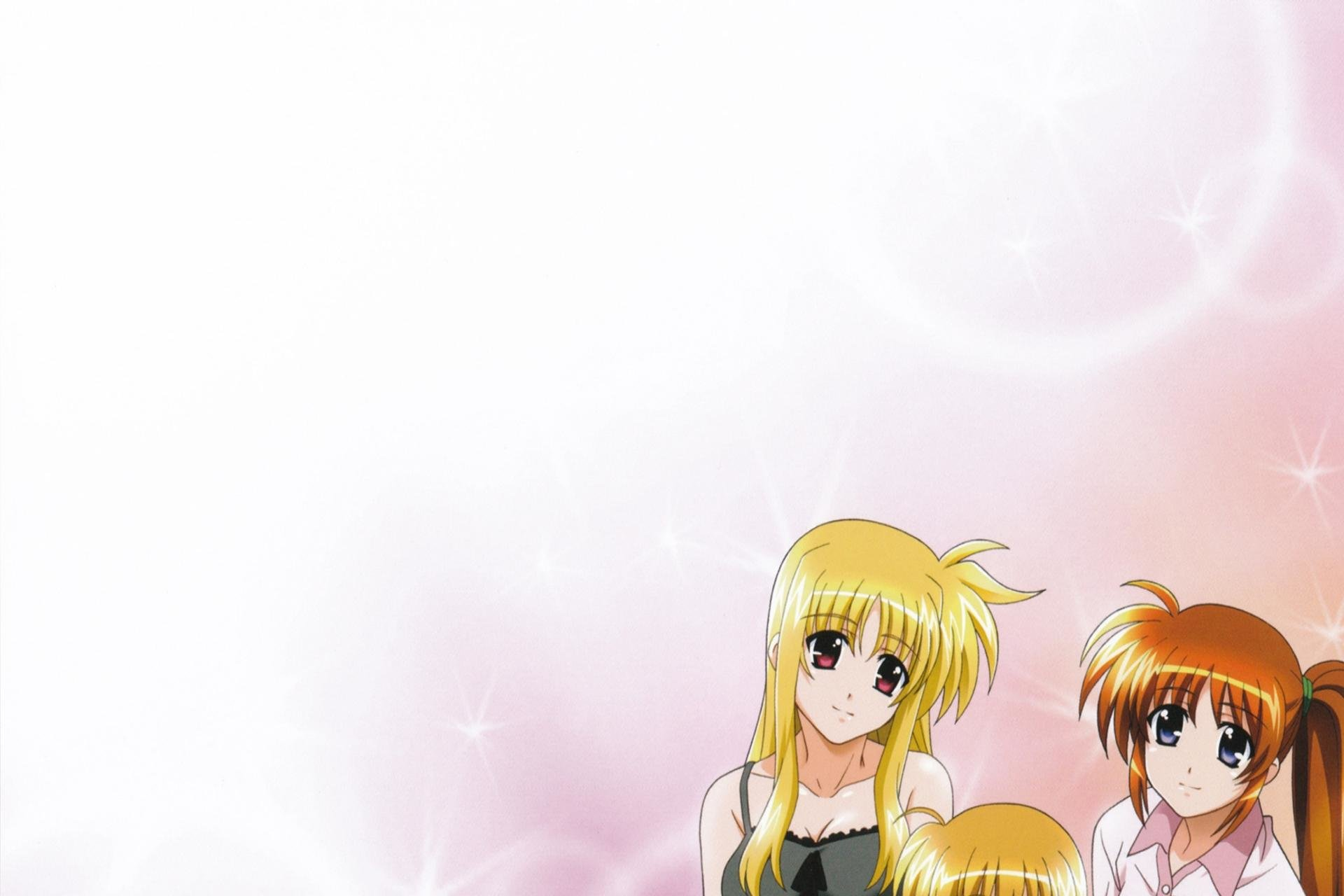 Free Magical Girl Lyrical Nanoha high quality background ID:297358 for hd 1920x1280 PC
