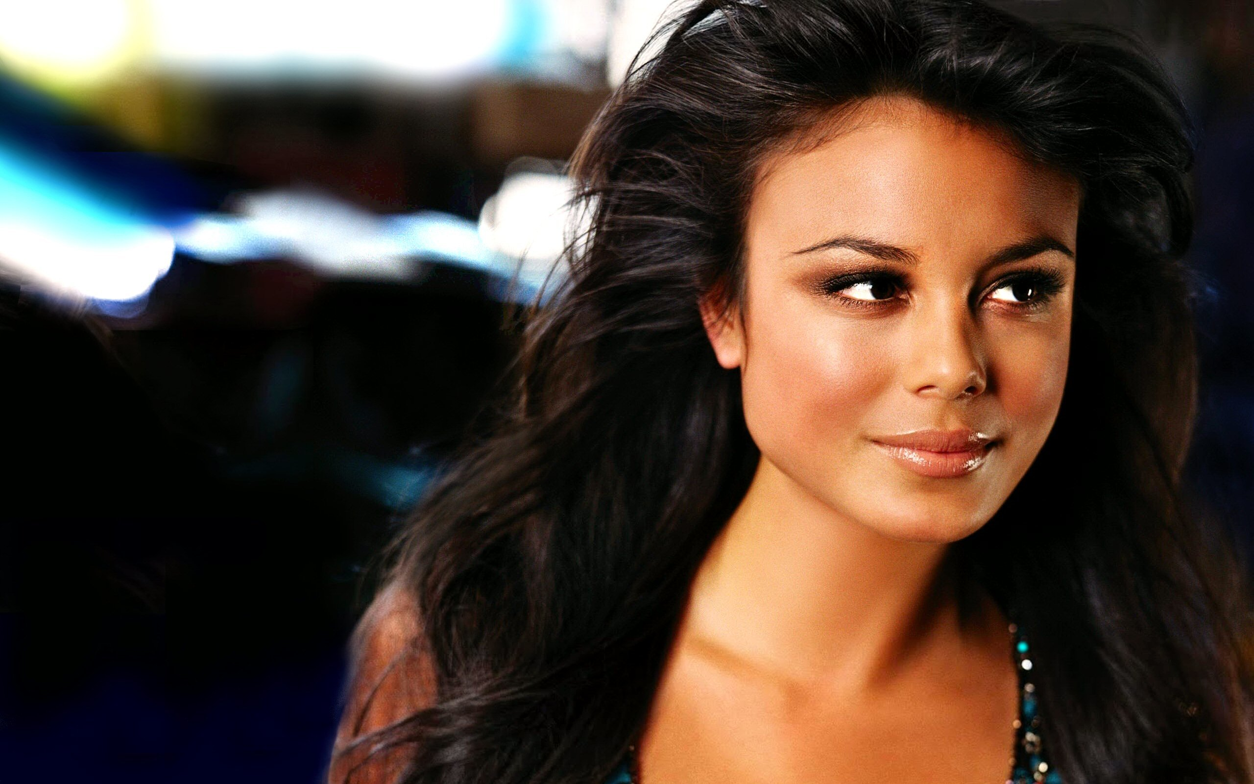 Download hd 2560x1600 Nathalie Kelley computer background ID:450592 for free