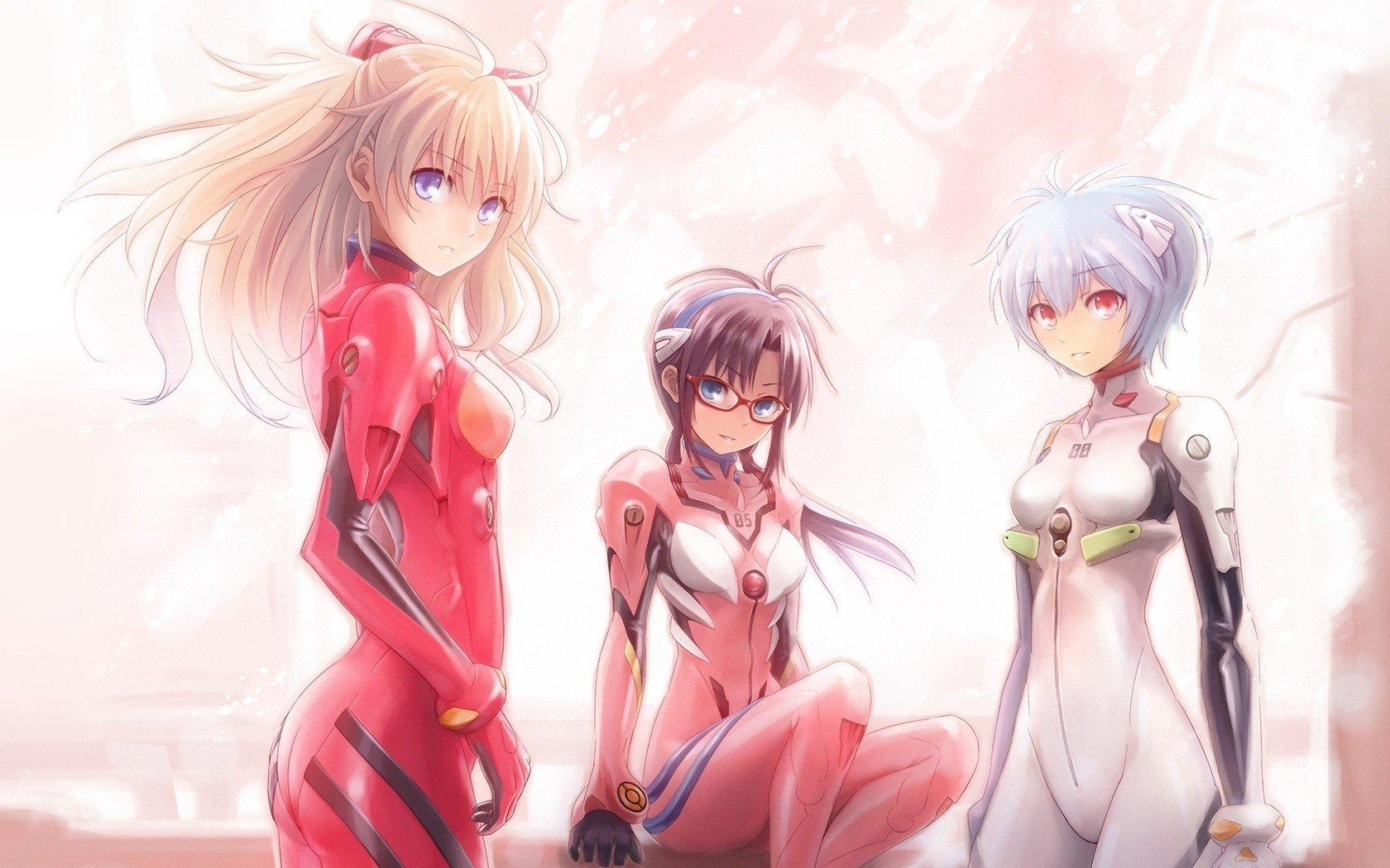 Download hd 1680x1050 Neon Genesis Evangelion computer background ID:215613 for free