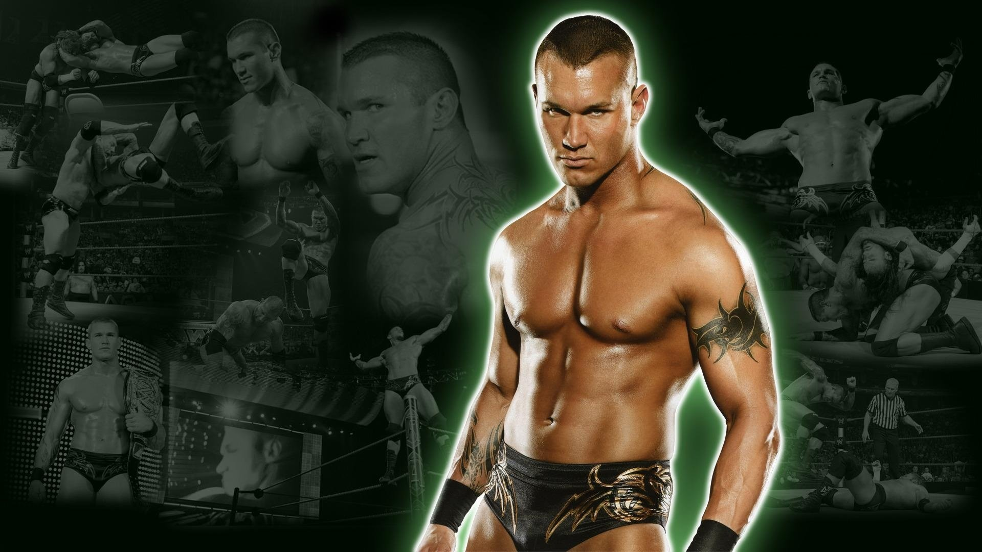 Free download Randy Orton wallpaper ID:399896 full hd for computer