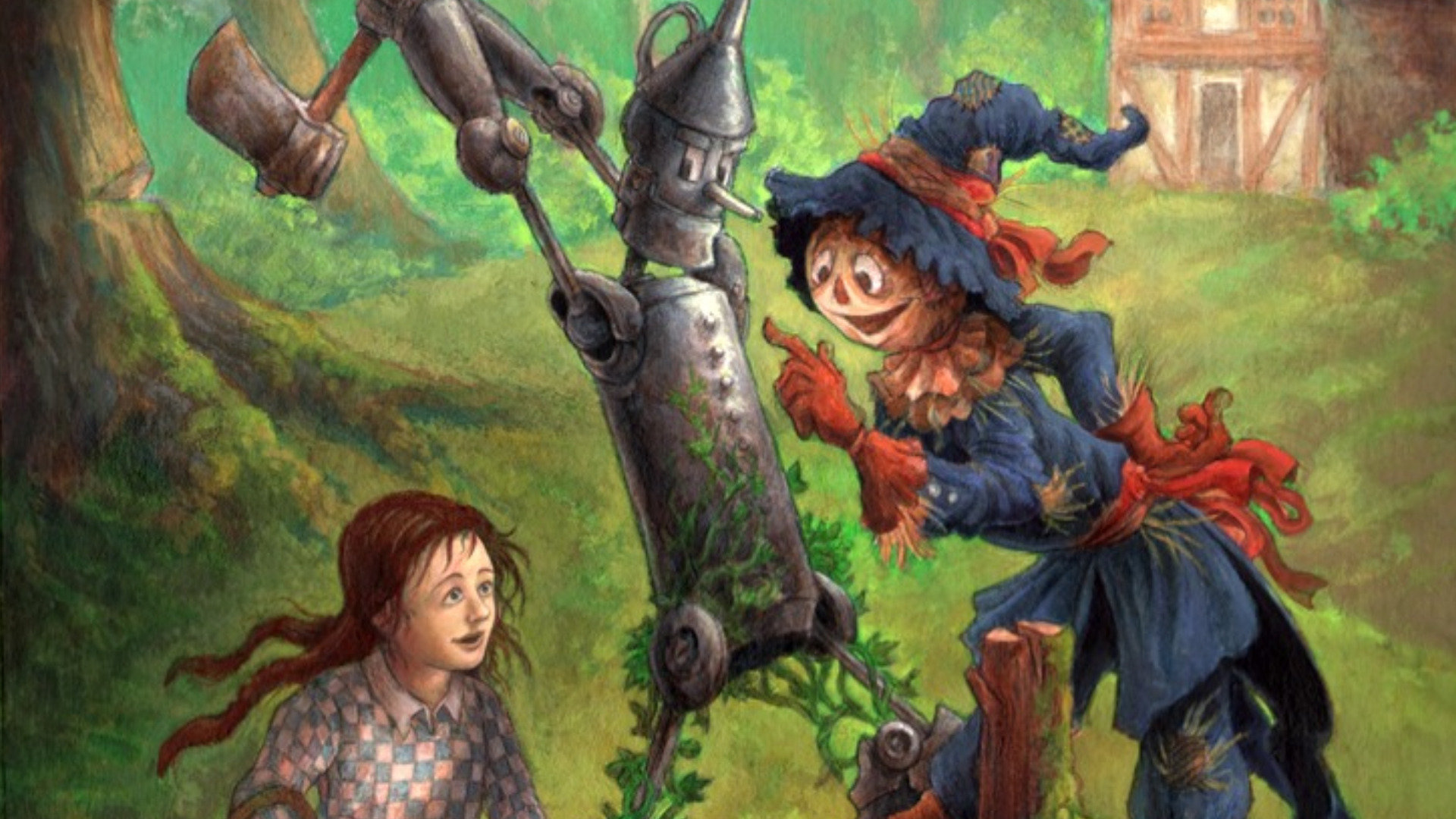 The Wizard Of Oz Wallpapers 1920x1080 Full Hd 1080p Desktop