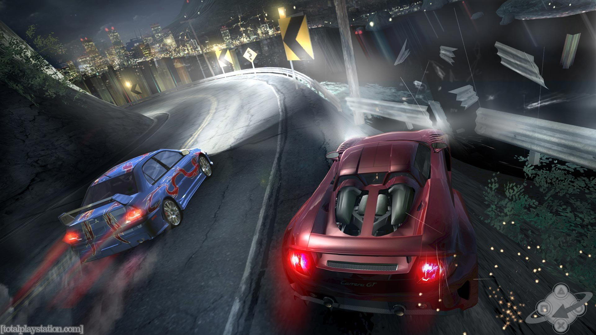 Need For Speed Carbon Wallpapers 1920x1080 Full Hd 1080p