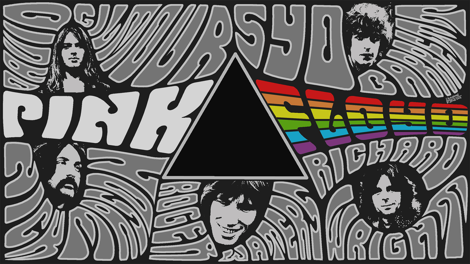 Awesome Pink Floyd Free Wallpaper Id 73592 For Full Hd 1080p Computer