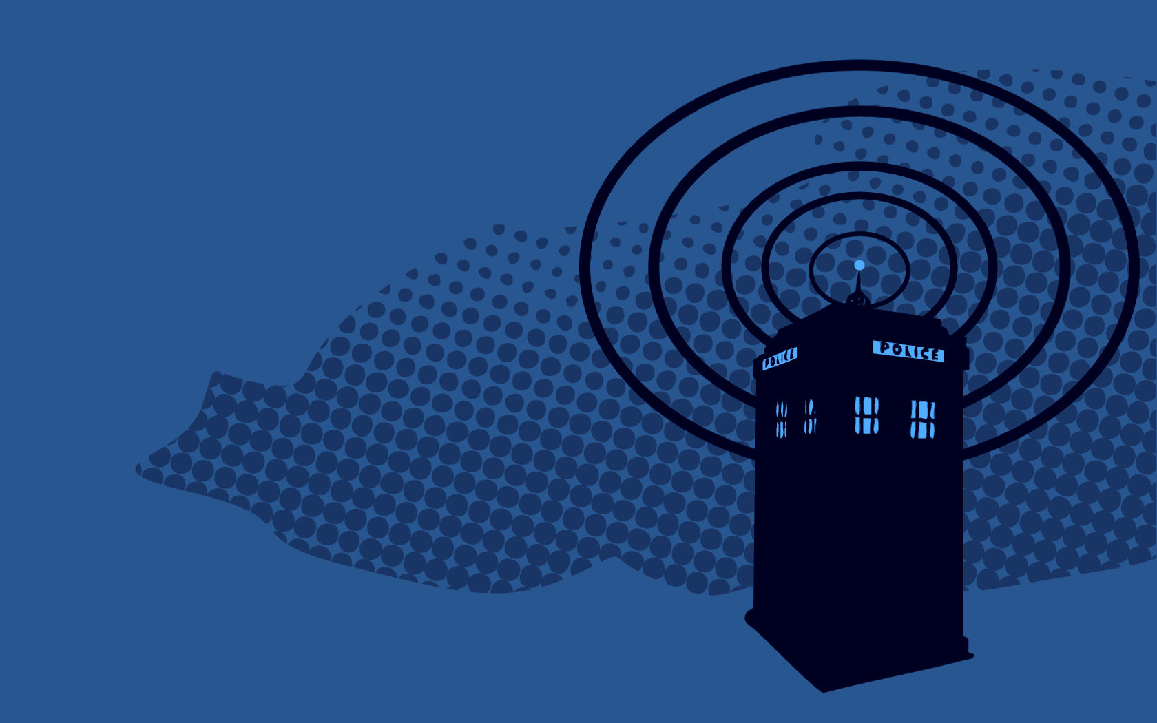 Awesome Tardis free background ID:95514 for hd 1680x1050 PC