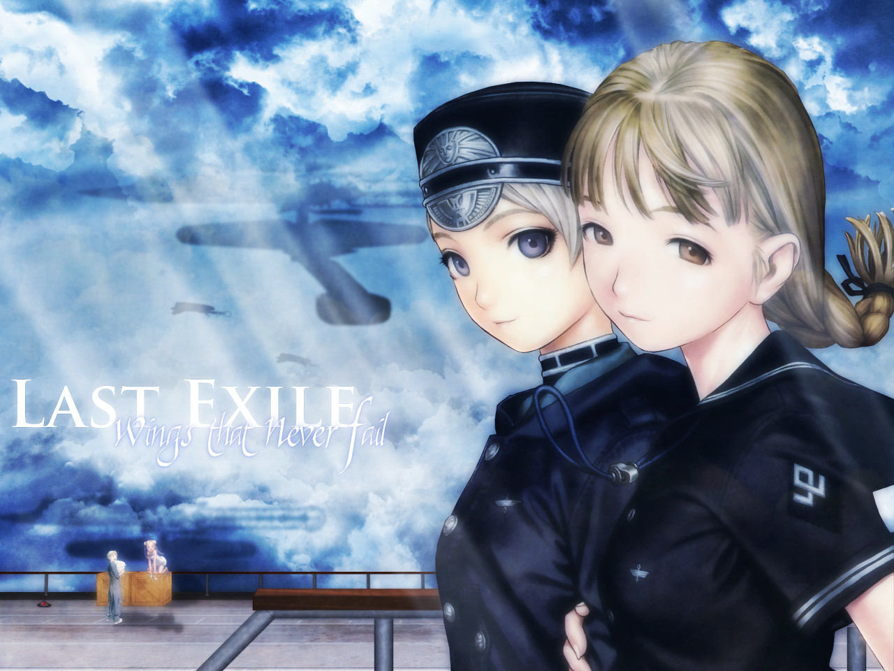 High resolution Last Exile hd 1280x960 wallpaper ID:156876 for computer