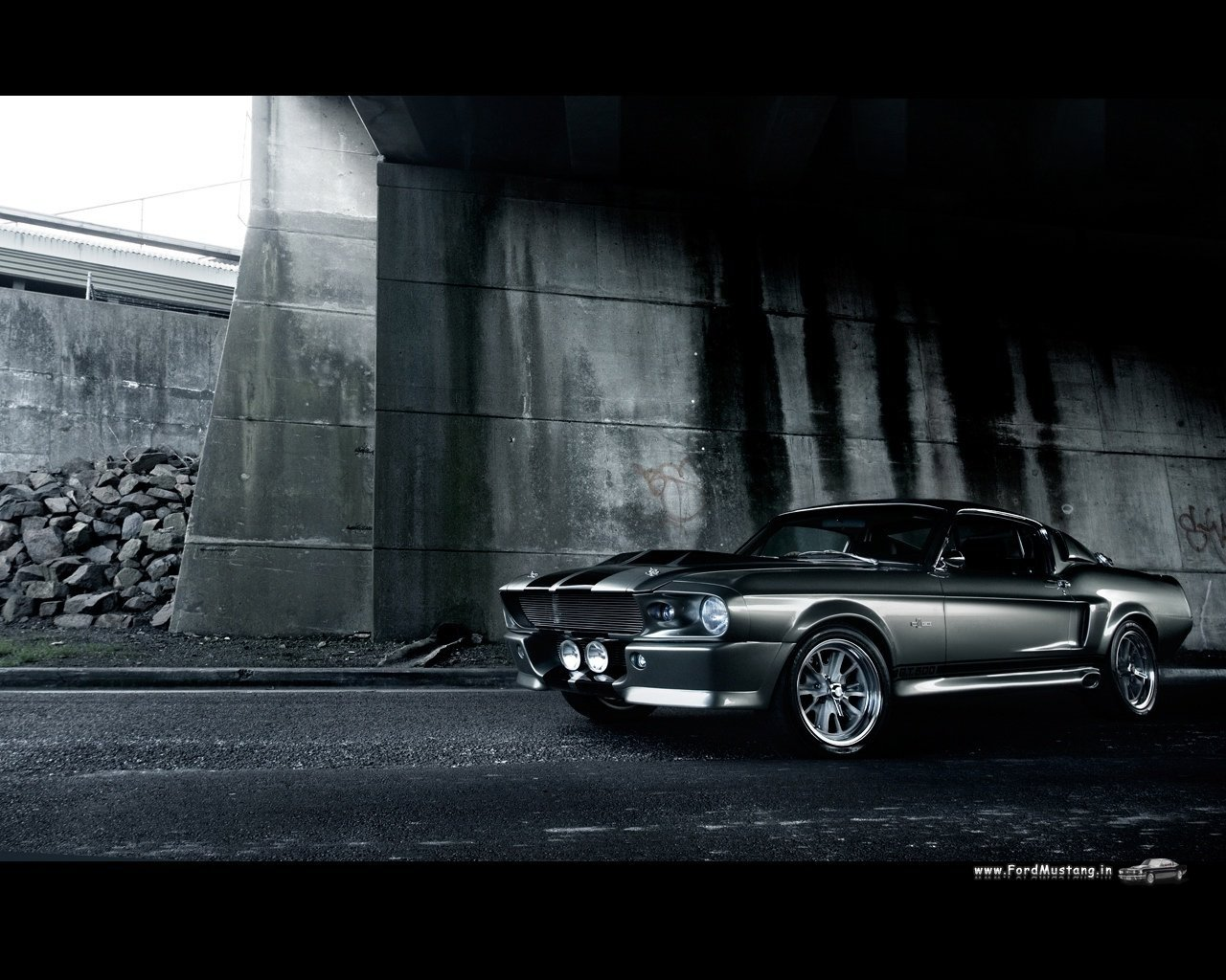 Muscle Car Wallpapers 1280x1024 Desktop Backgrounds