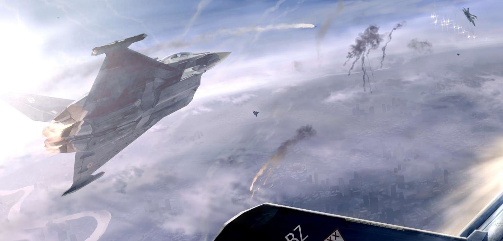 Ace Combat Wallpapers Hd For Desktop Backgrounds