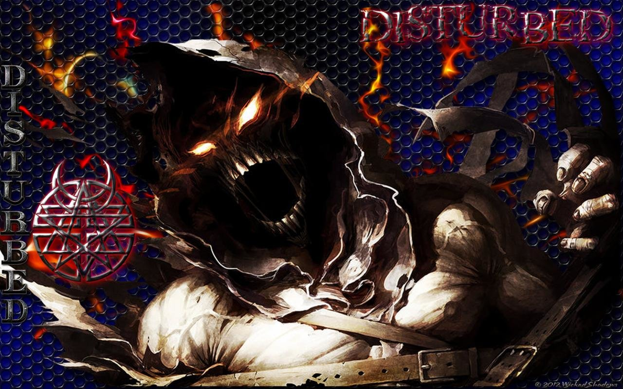 High resolution Disturbed hd 1280x800 background ID:269571 for desktop