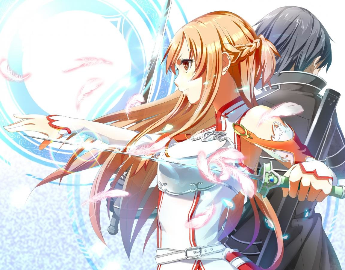 Free download Sword Art Online (SAO) wallpaper ID:180737 hd 1152x900 for PC