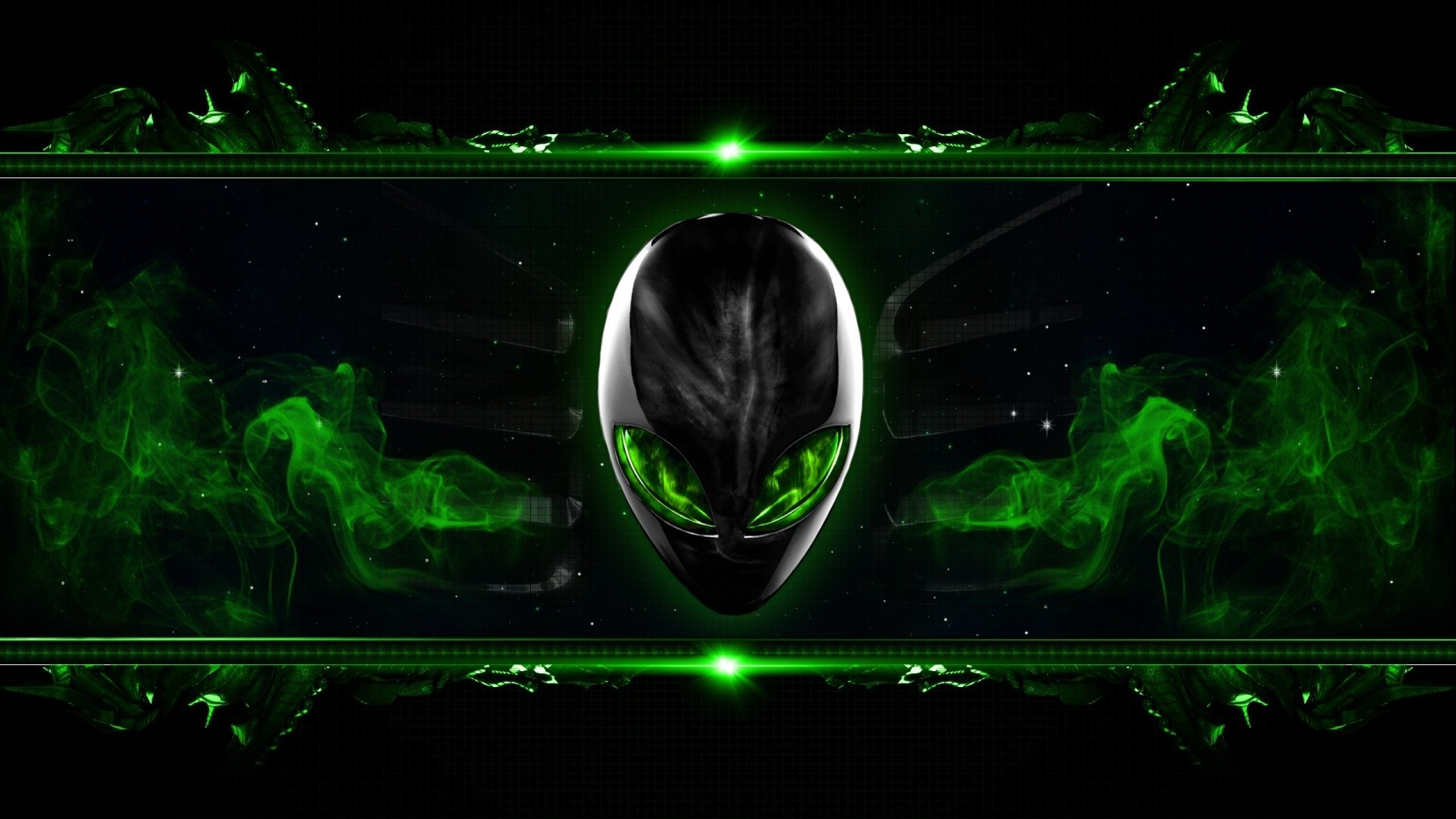 Awesome Alienware free wallpaper ID:385820 for hd 2560x1440 desktop