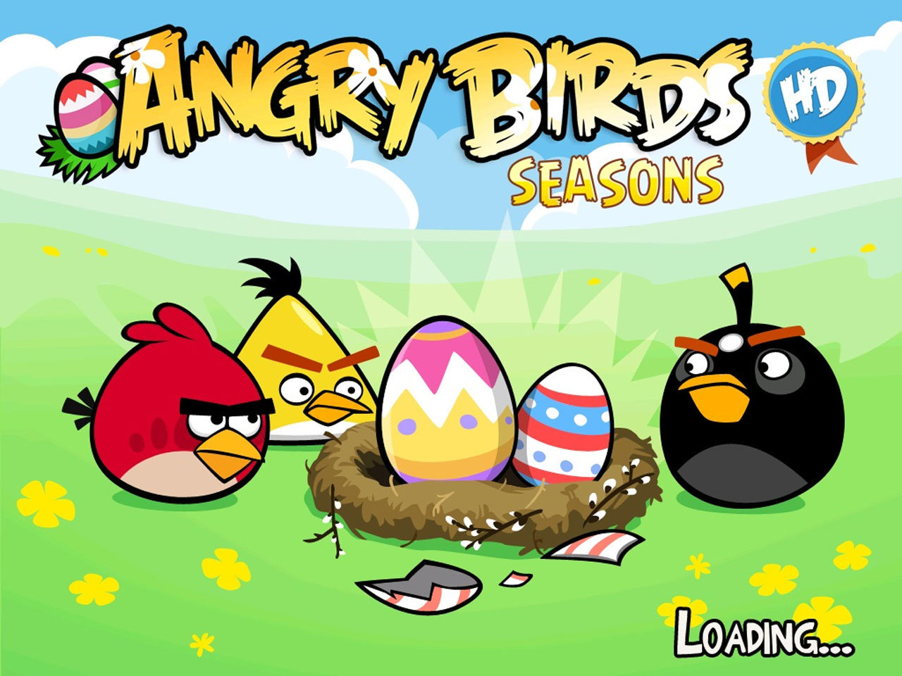 Download Hd 1280x960 Angry Birds Desktop Wallpaper Id 256696 For Free