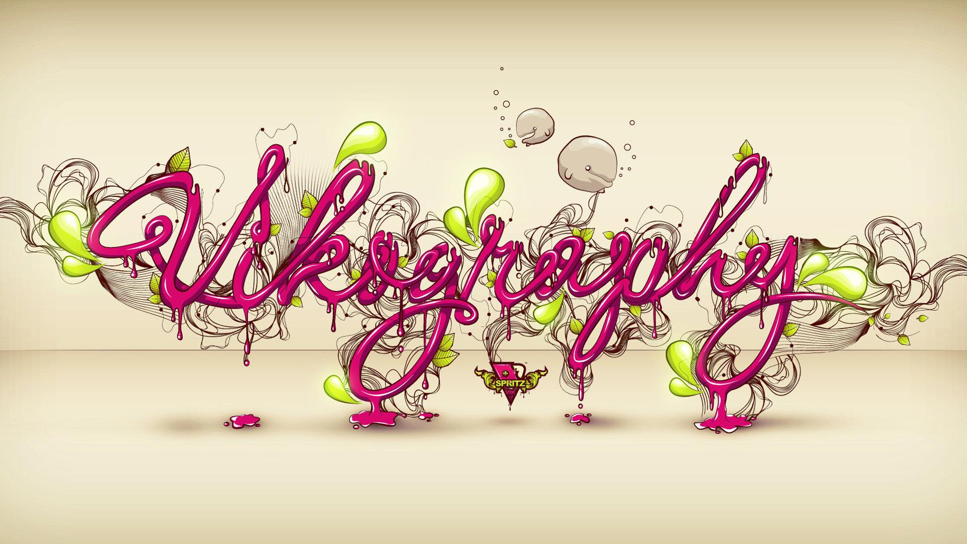 Typography wallpapers Full HD 1080p desktop backgrounds