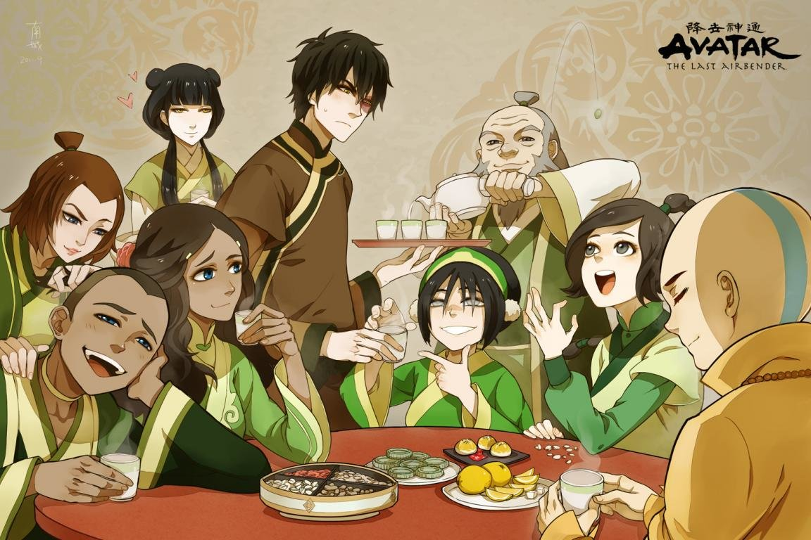 Free Avatar The Last Airbender High Quality Wallpaper Id 226677