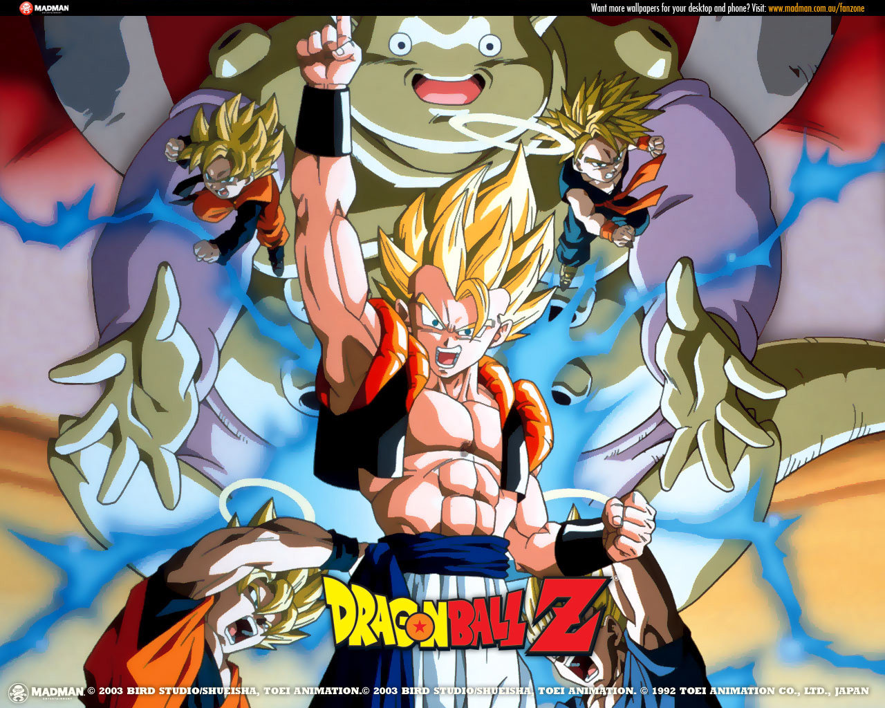 Free Dragon Ball Z (DBZ) high quality background ID:462268 for hd 1280x1024 PC