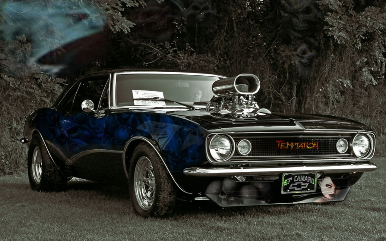 Best Muscle Car Wallpaper Id 464302 For High Resolution Hd 1280x800