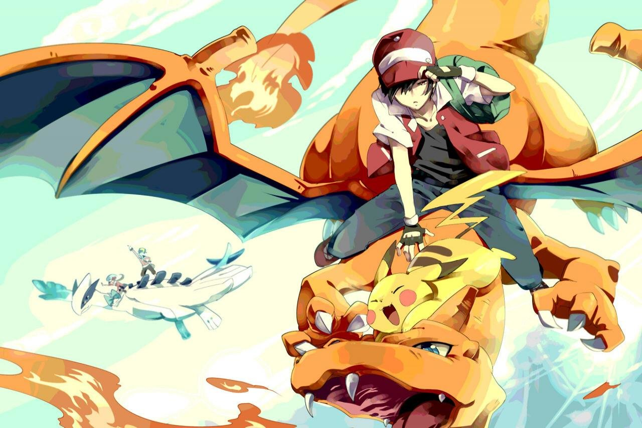 Best Pokemon background ID:278641 for High Resolution hd 1280x854 computer