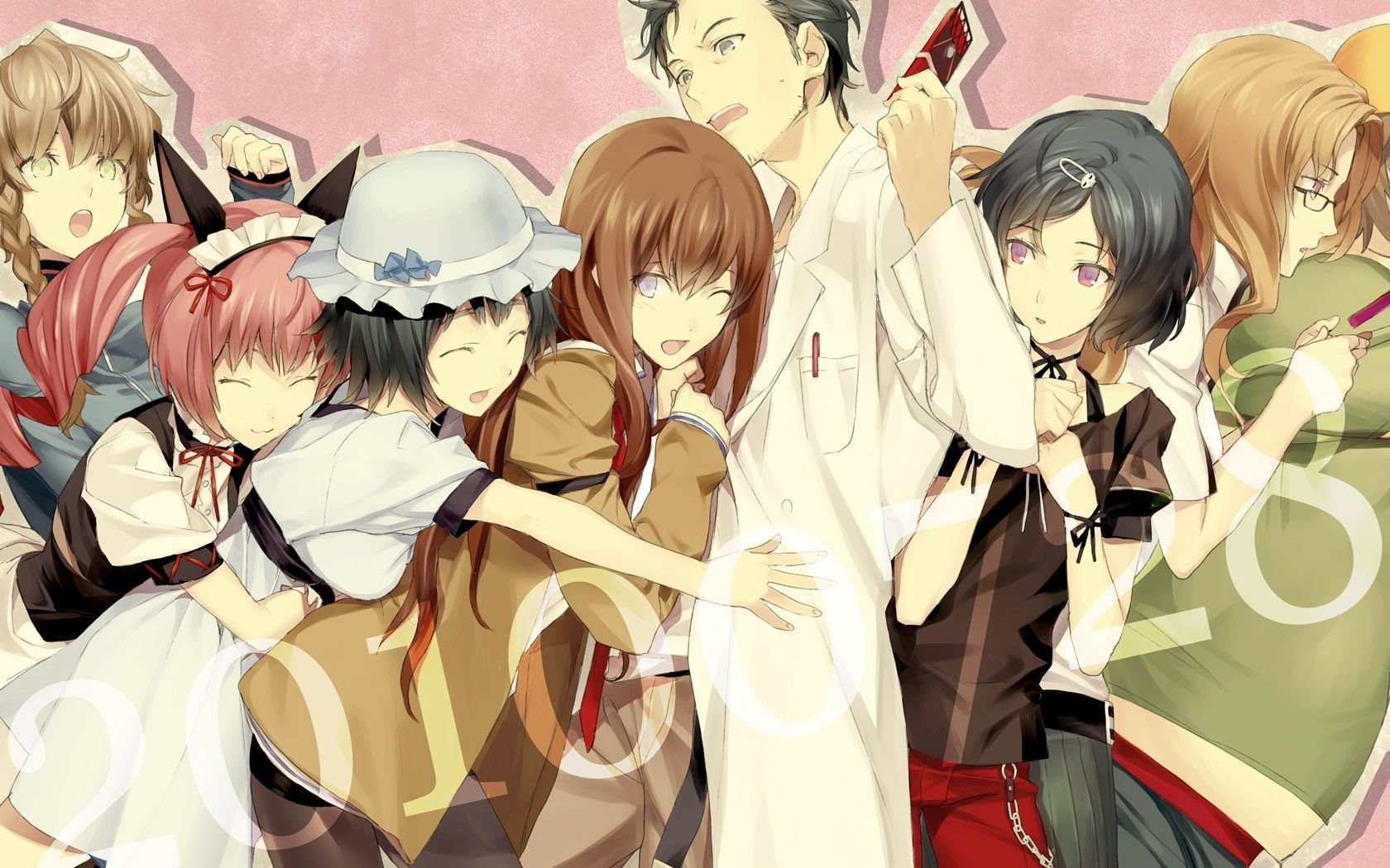 Best Steins Gate wallpaper ID:315938 for High Resolution hd 1680x1050 PC
