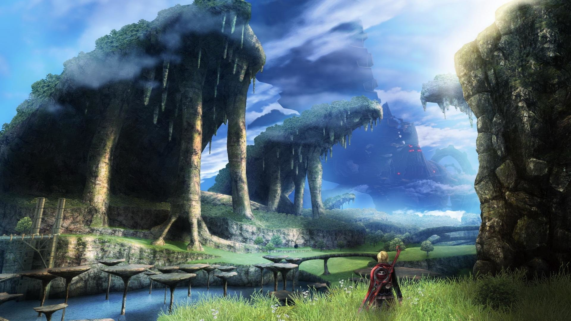 Xenoblade Chronicles Wallpapers 1920x1080 Full Hd 1080p Desktop Backgrounds