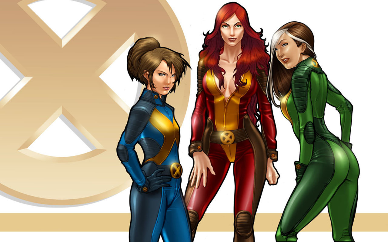 Best Rogue (X-men) background ID:326608 for High Resolution hd 1280x800 desktop