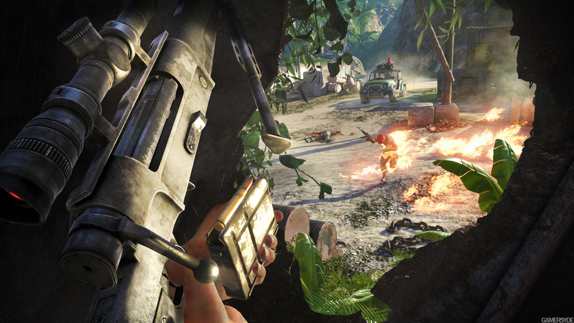 Awesome Far Cry 3 Free Wallpaper Id 282443 For Hd 1080p Pc