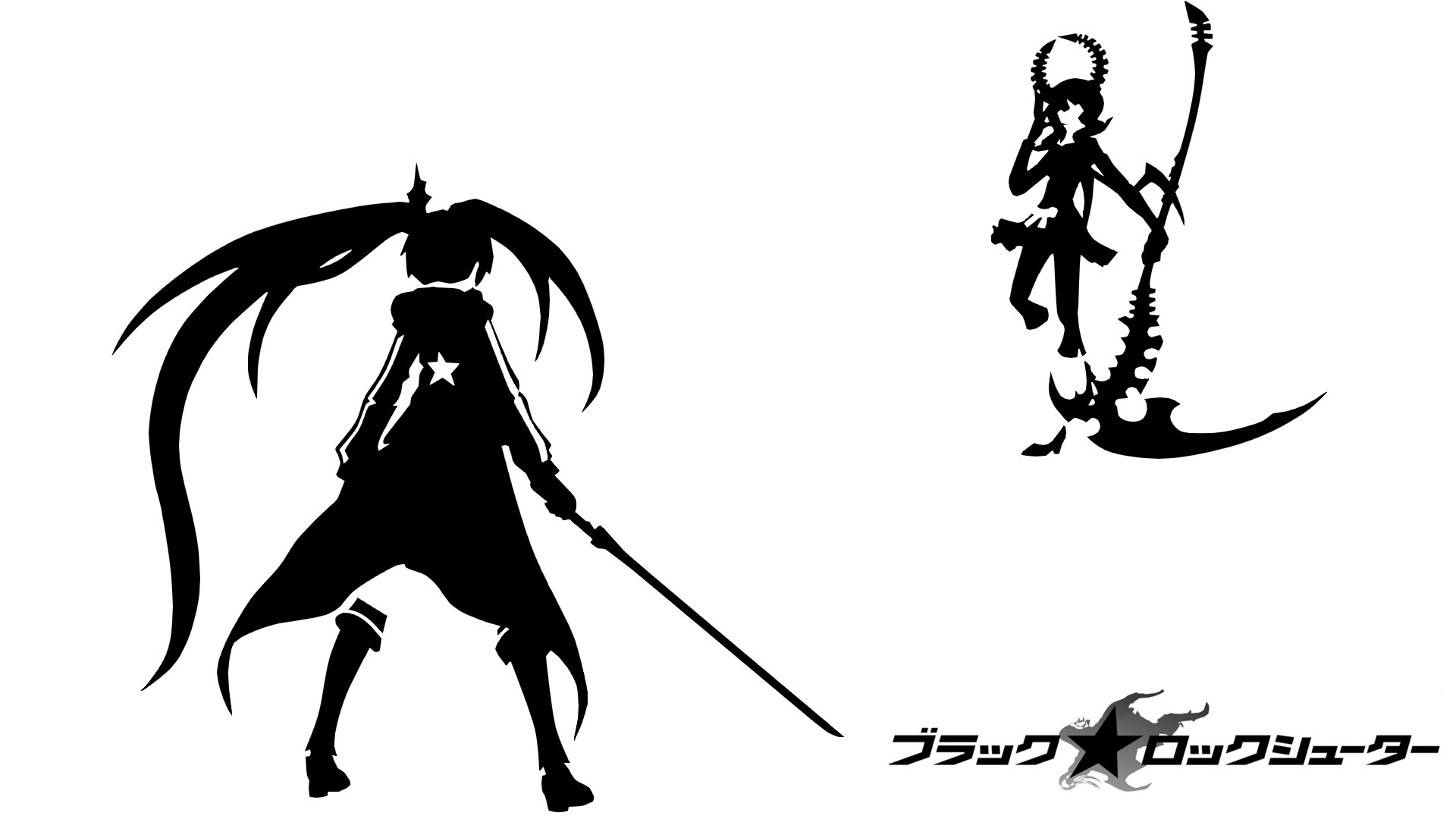 Download full hd 1920x1080 Dead Master (Black Rock Shooter) desktop background ID:453532 for free