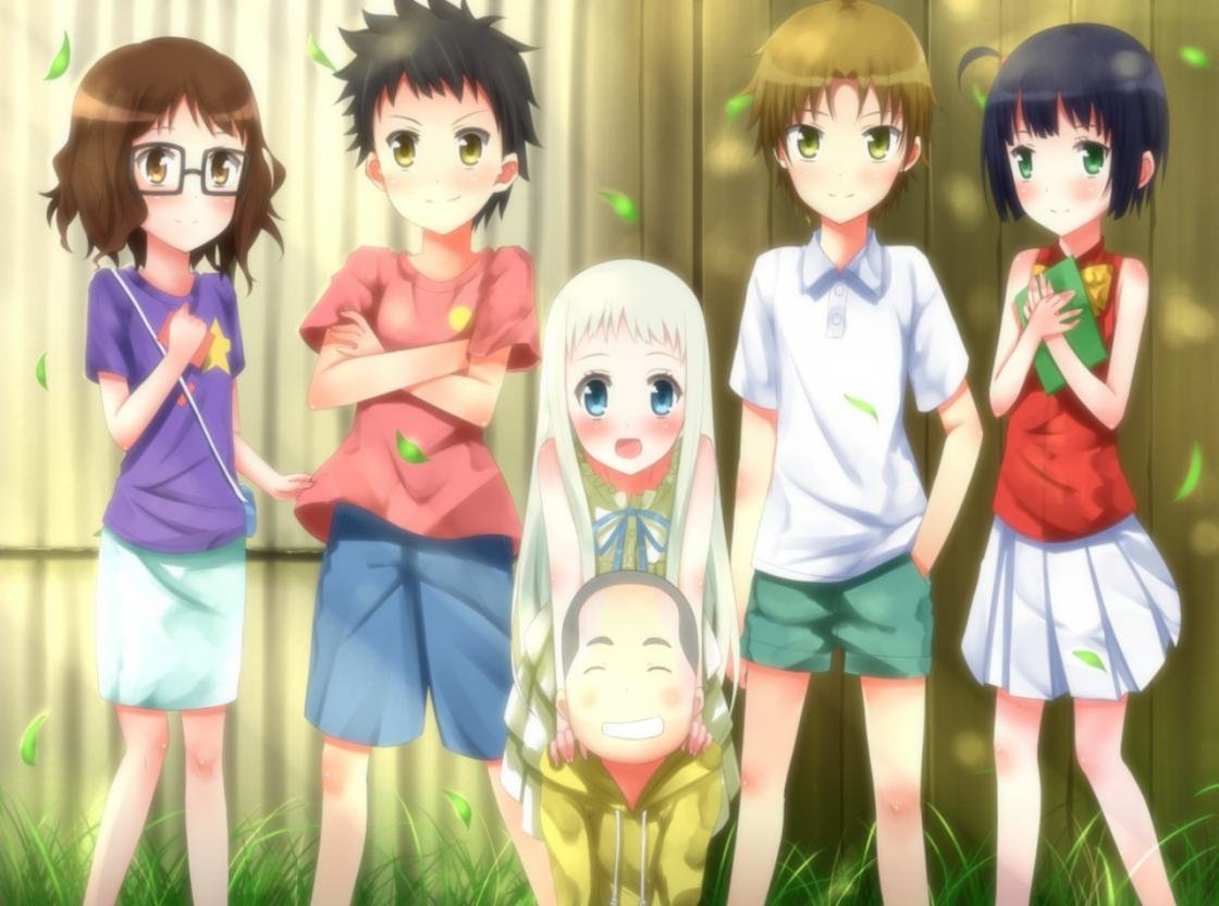 Free Anohana high quality background ID:382119 for hd 1120x832 computer