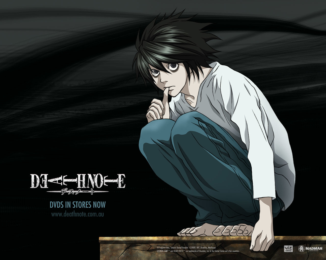 Awesome Death Note free wallpaper ID:402714 for hd 1280x1024 desktop