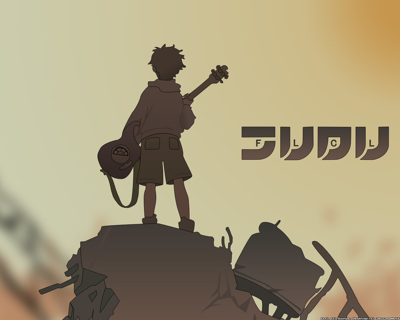 Download hd 1280x1024 FLCL computer background ID:339485 for free