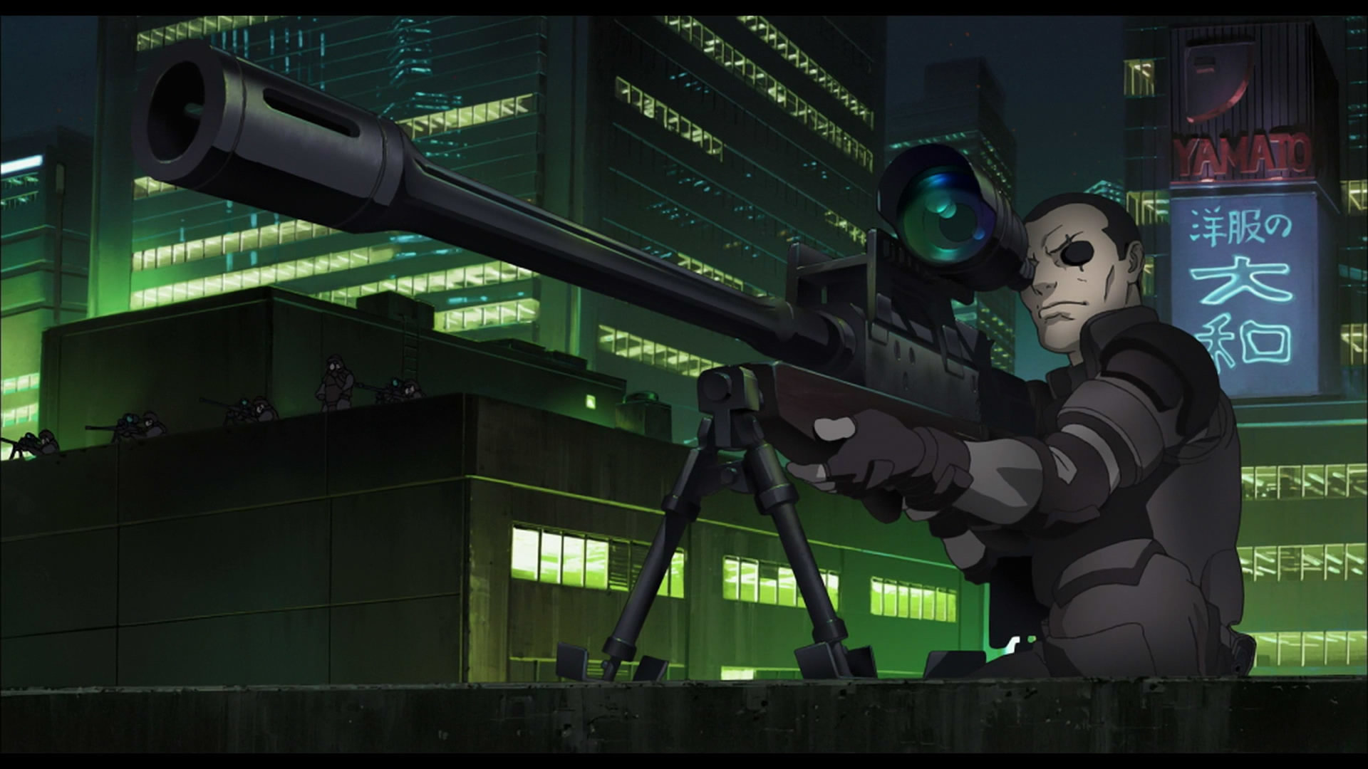 Free download Ghost In The Shell background ID:442051 full hd for PC