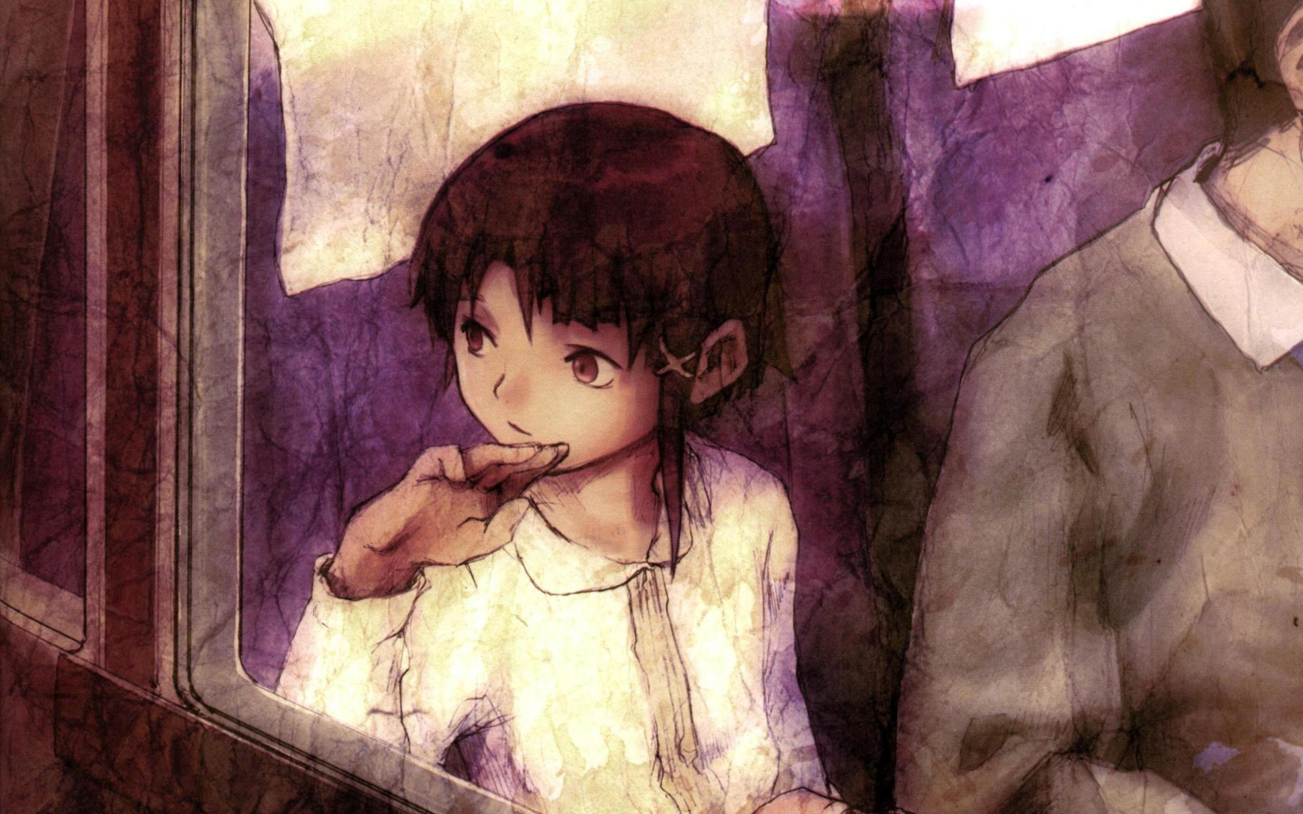 Free download Serial Experiments Lain wallpaper ID:127915 hd 2560x1600 for computer