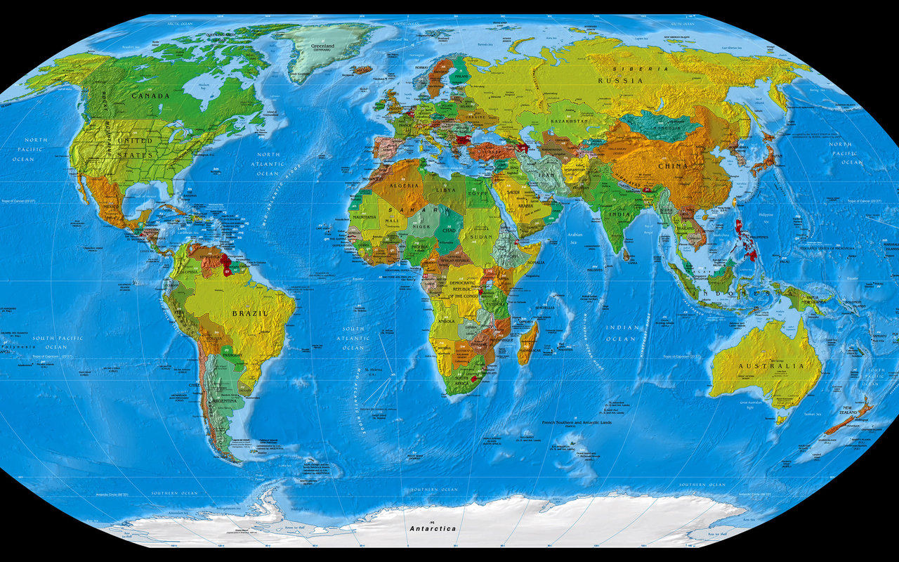 High resolution world map hd 1280x800 background id486305 for pc gumiabroncs Image collections