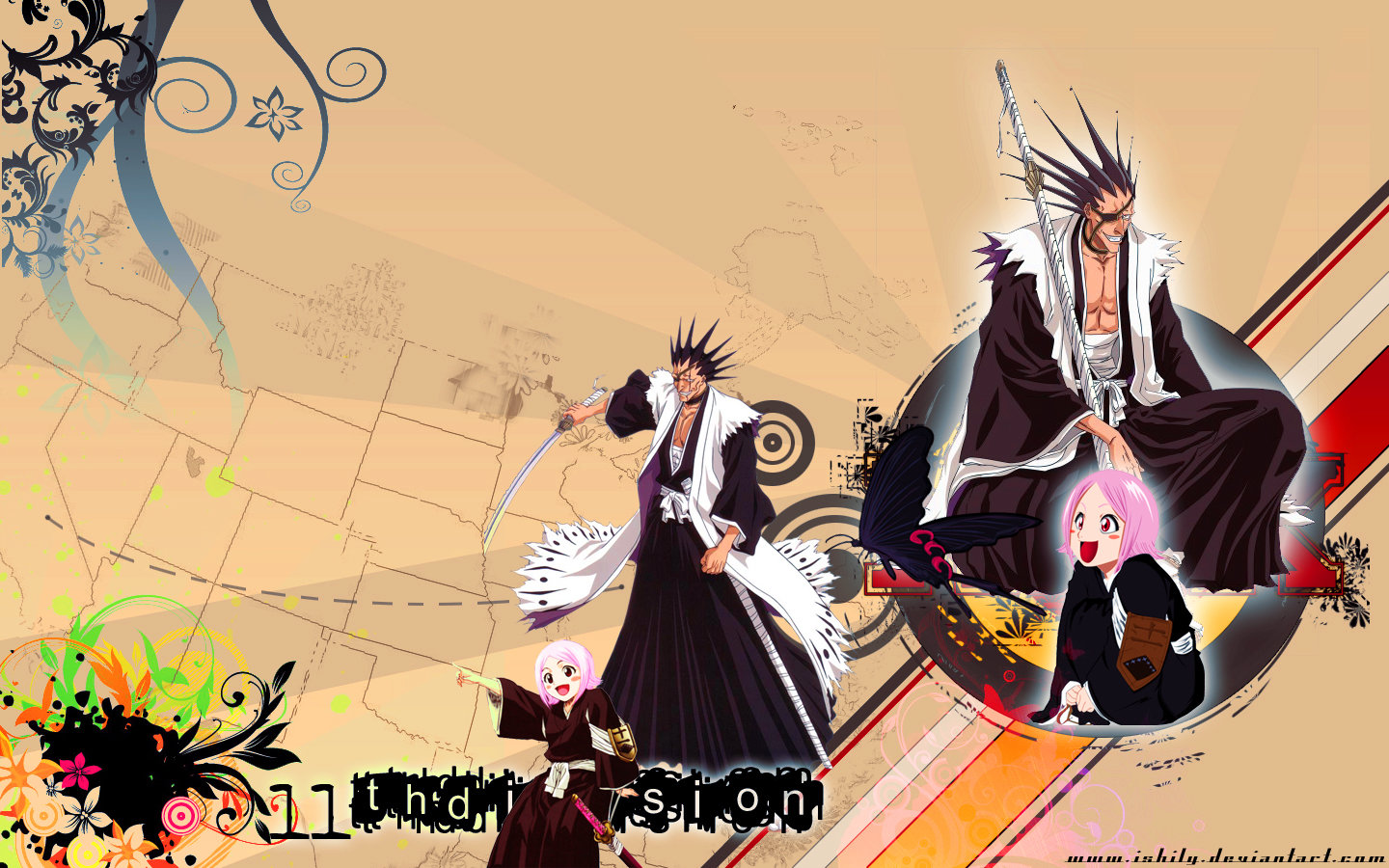Download hd 1440x900 Bleach desktop background ID:417318 for free