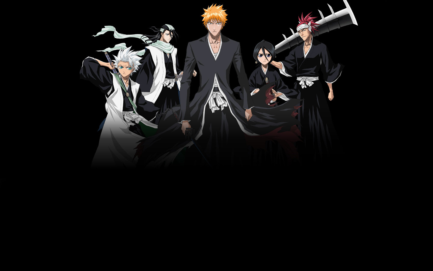 Free Bleach high quality wallpaper ID:418414 for hd 1440x900 desktop