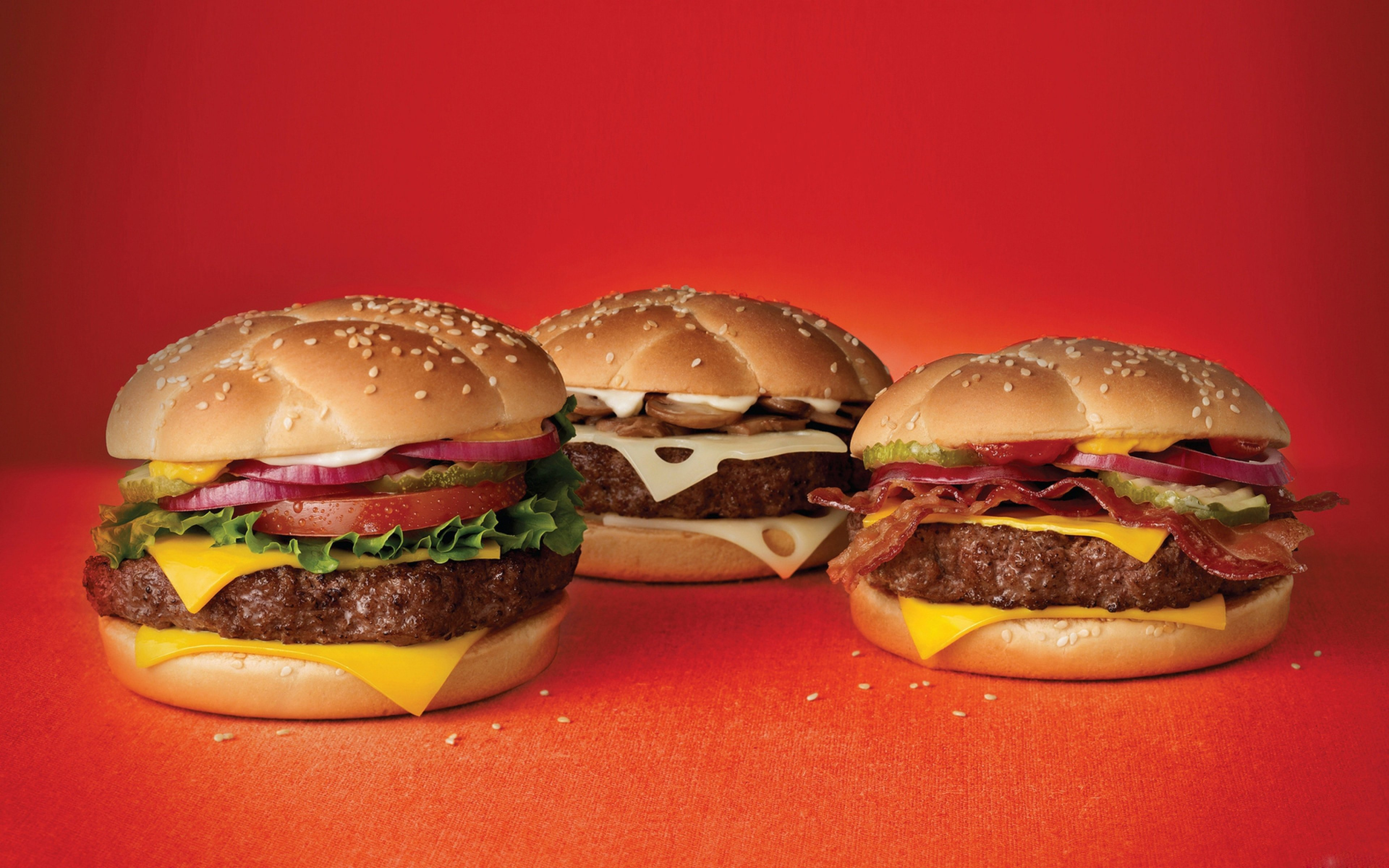 High resolution Burger hd 3840x2400 wallpaper ID:149213 for PC