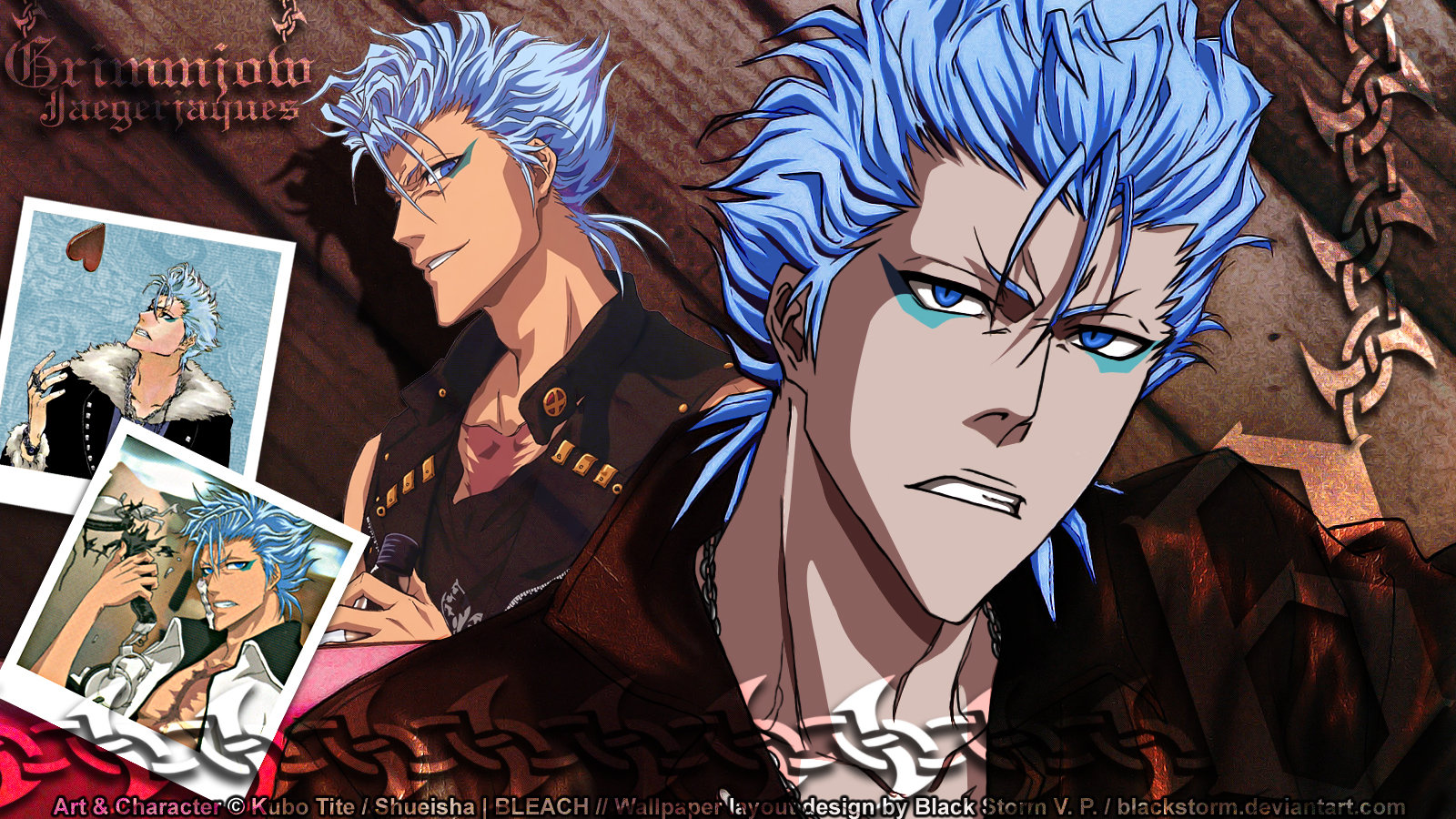 Best Grimmjow Jaegerjaquez wallpaper ID:417286 for High Resolution hd 1600x900 PC