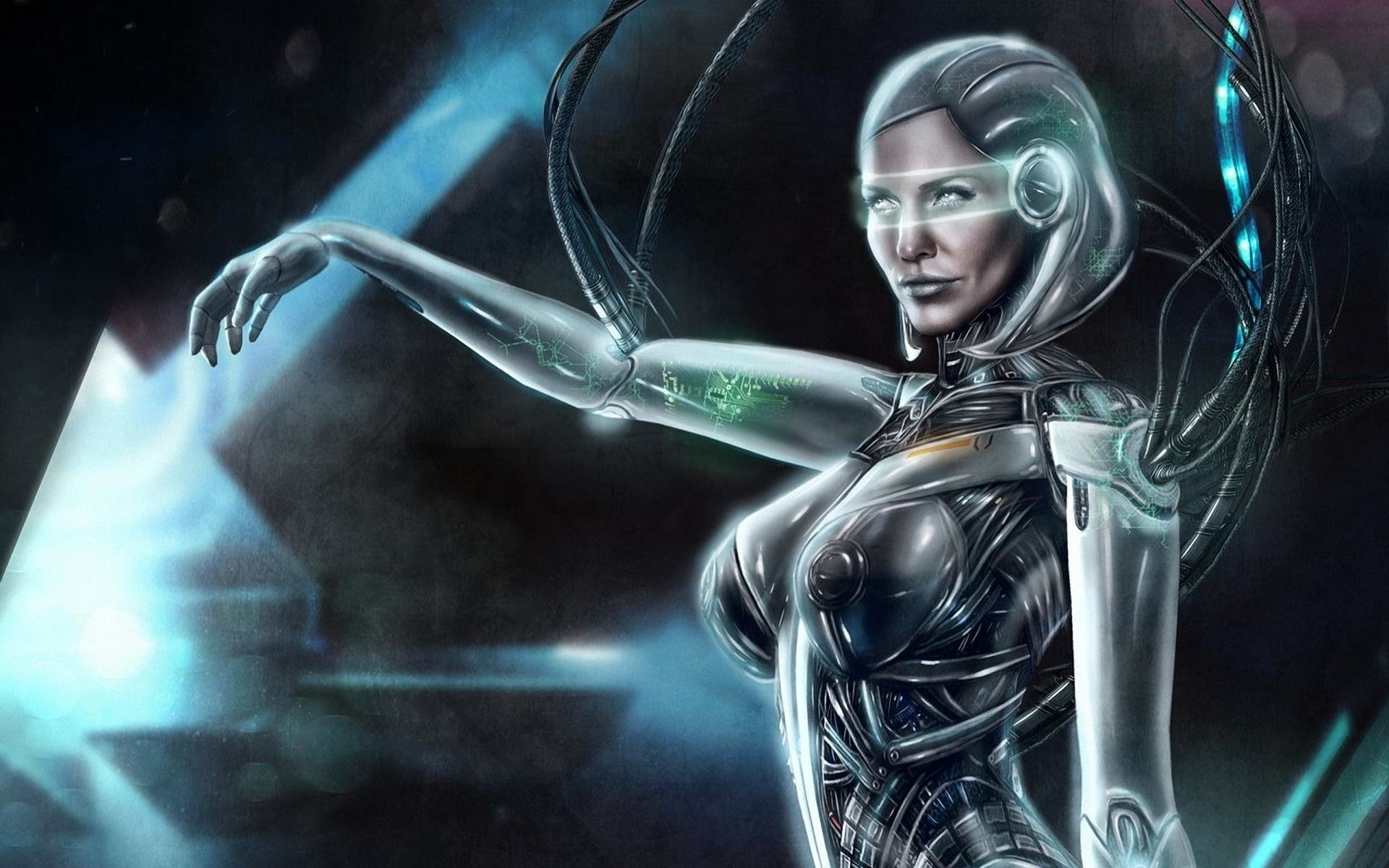 EDI (Mass Effect) wallpapers HD for desktop backgrounds