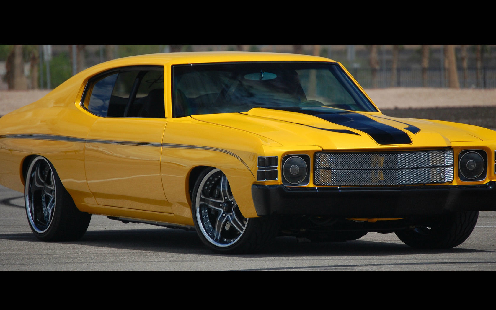 High Resolution Muscle Car Hd 1680x1050 Wallpaper Id 444701 For Computer