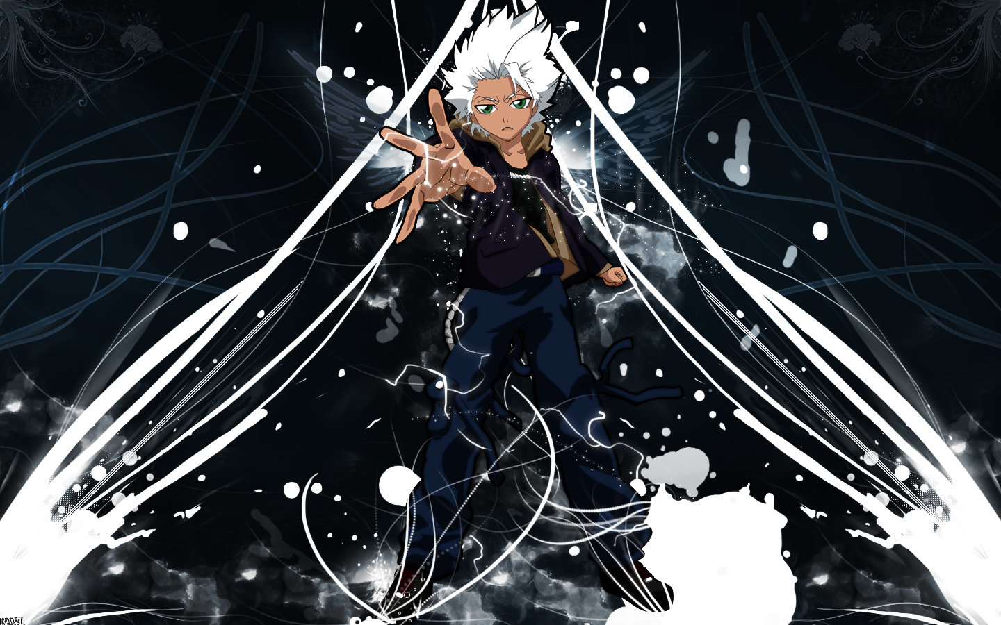 Best Toshiro Hitsugaya background ID:417315 for High Resolution hd 1440x900 computer