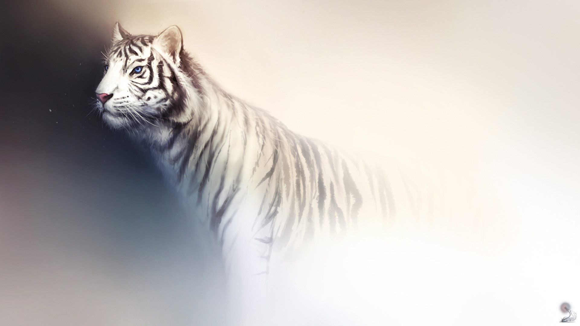 Free White Tiger high quality wallpaper ID:174955 for hd 1080p PC