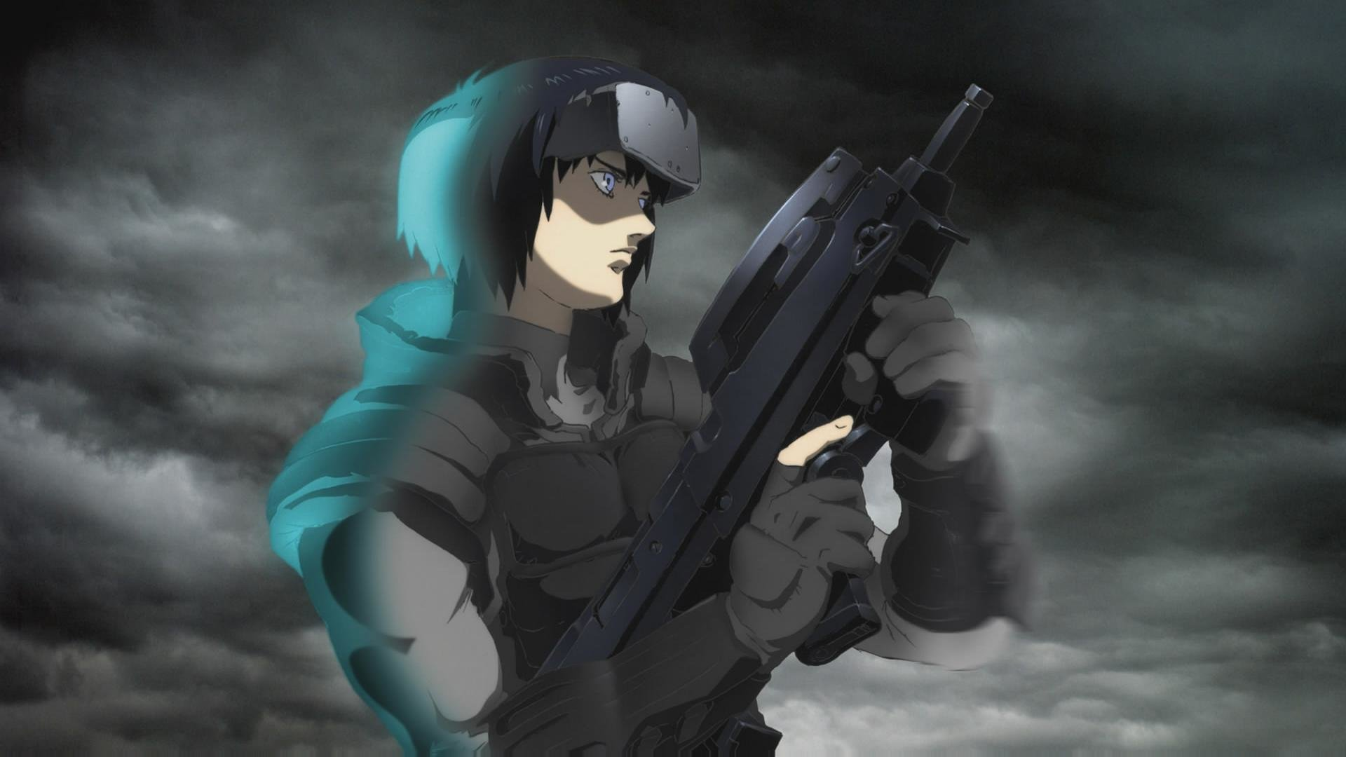 Best Ghost In The Shell background ID:442020 for High Resolution hd 1080p computer