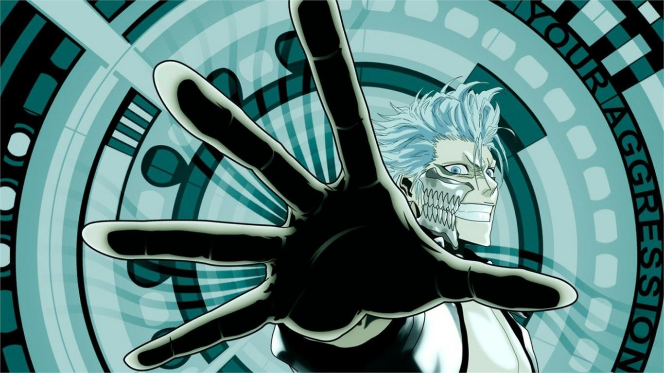 Best Grimmjow Jaegerjaquez wallpaper ID:417371 for High Resolution laptop PC