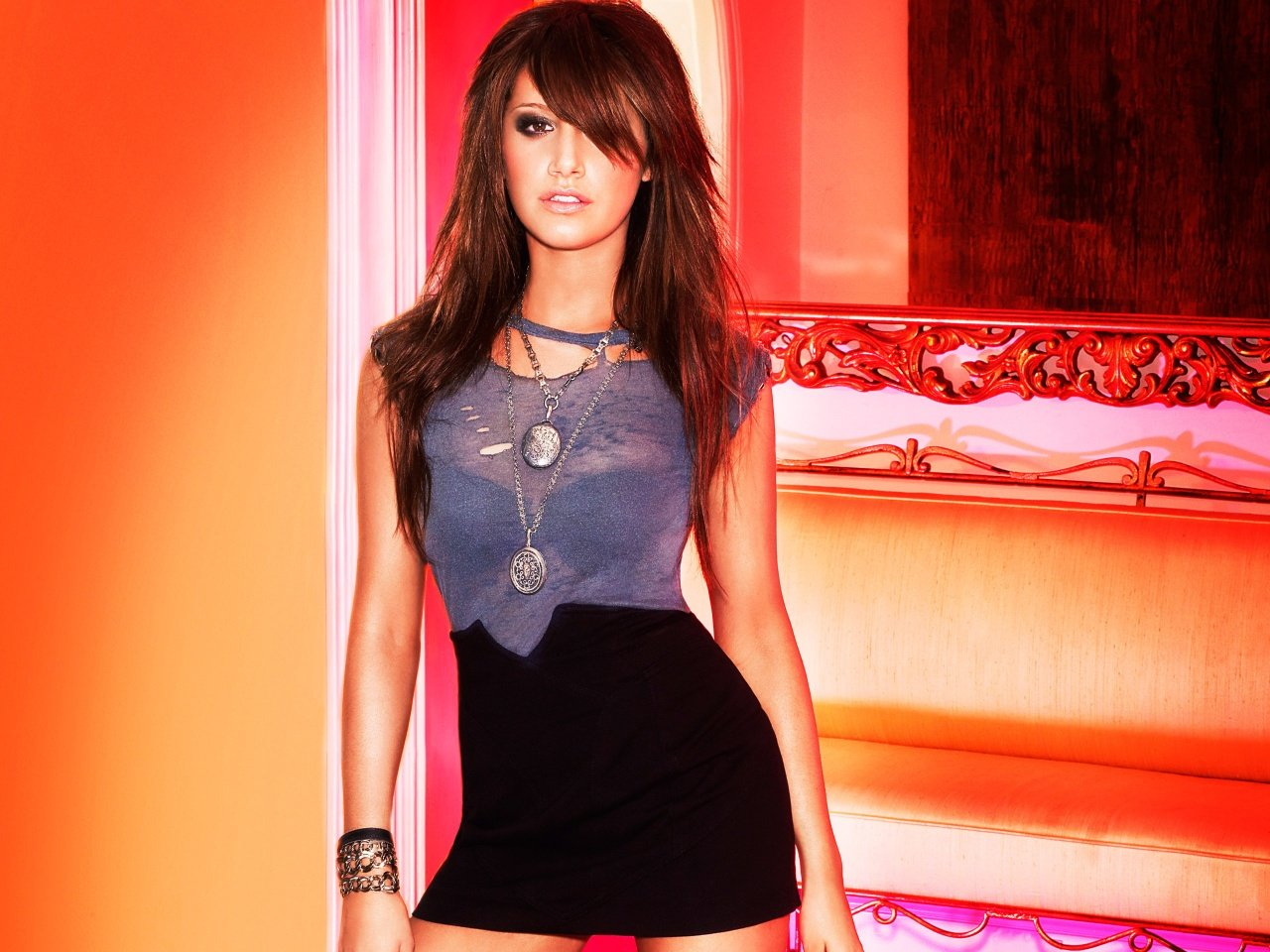 Ashley Tisdale Wallpaper x ID