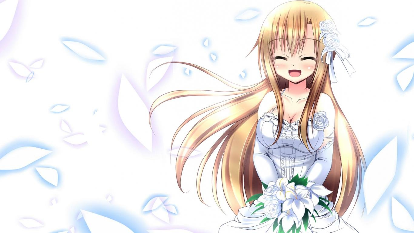 Awesome Asuna Yuuki free background ID:182165 for 1366x768 laptop computer