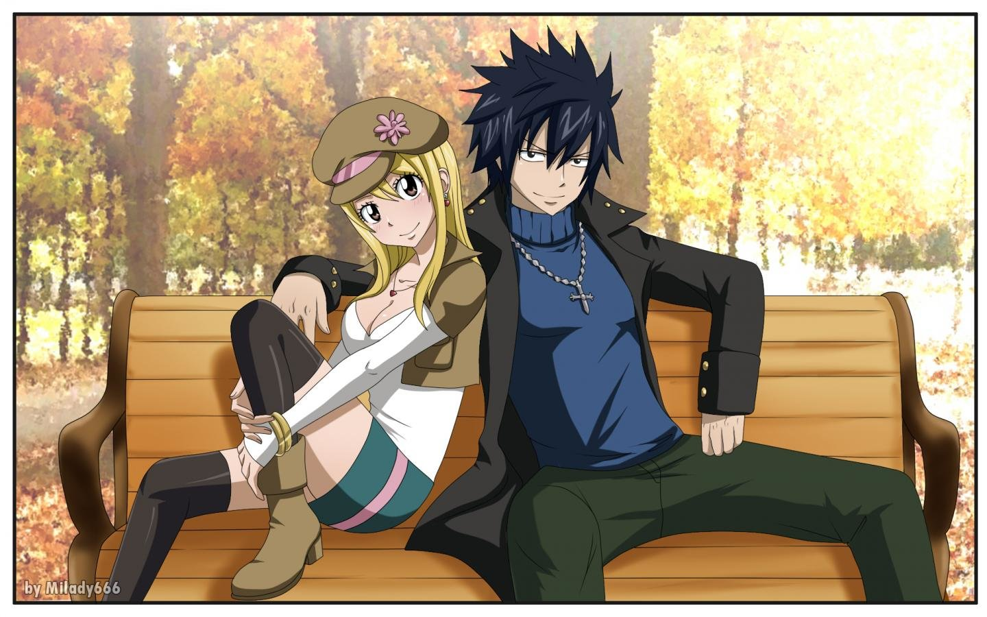 High resolution Fairy Tail hd 1440x900 background ID:40827 for desktop