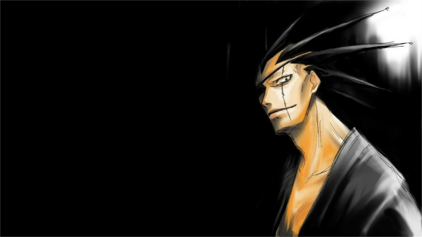 High resolution Kenpachi Zaraki hd 1366x768 wallpaper ID:412504 for PC